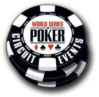 World Series Of Poker Circuit with Tournament Director Bill Bruce staffed by Poker Tournament Consultants (PTC)